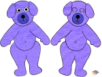 Teddy-Lilla