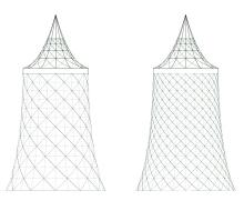 Tent frame