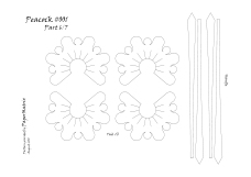 peacock 001 pattern part 6