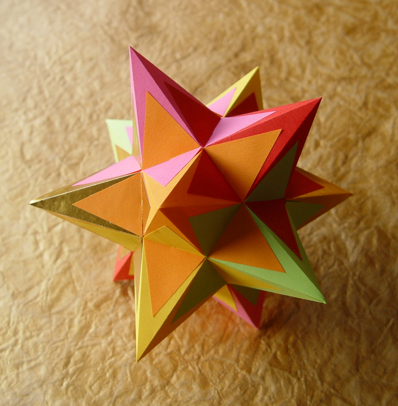 Star #006 Cut | PaperMatrix