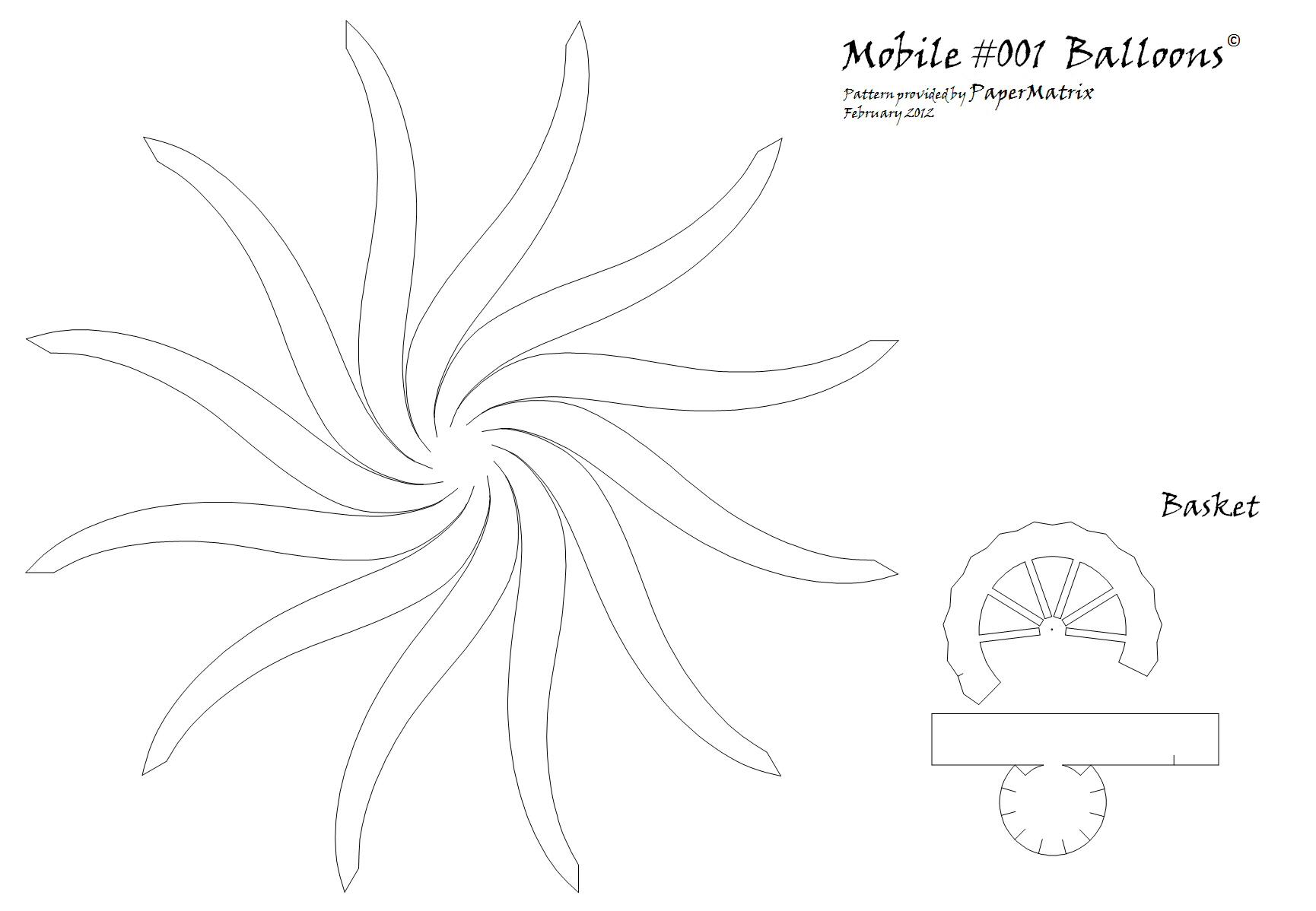 TODO CON PAPEL : Globos decorativos realizados con papel