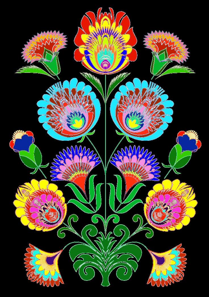 art paper Wycinanki polish