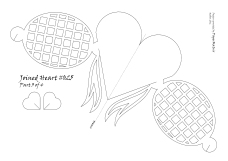 bow heart 025 pattern 3