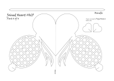 bow heart 025 pattern 4