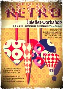 Juleflet-workshop-RETRO-poster-2