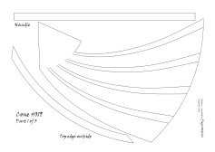 cone 019 pattern 1