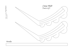 Cone 020 pattern 2