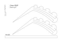 Cone 020 pattern 4