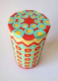box small circles top