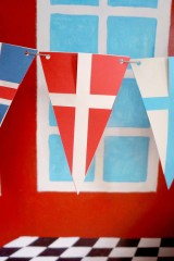 singlecrossflag
