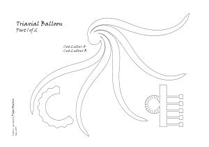 triaxial balloon pattern 1