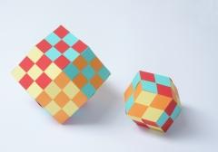 rhombic d 1