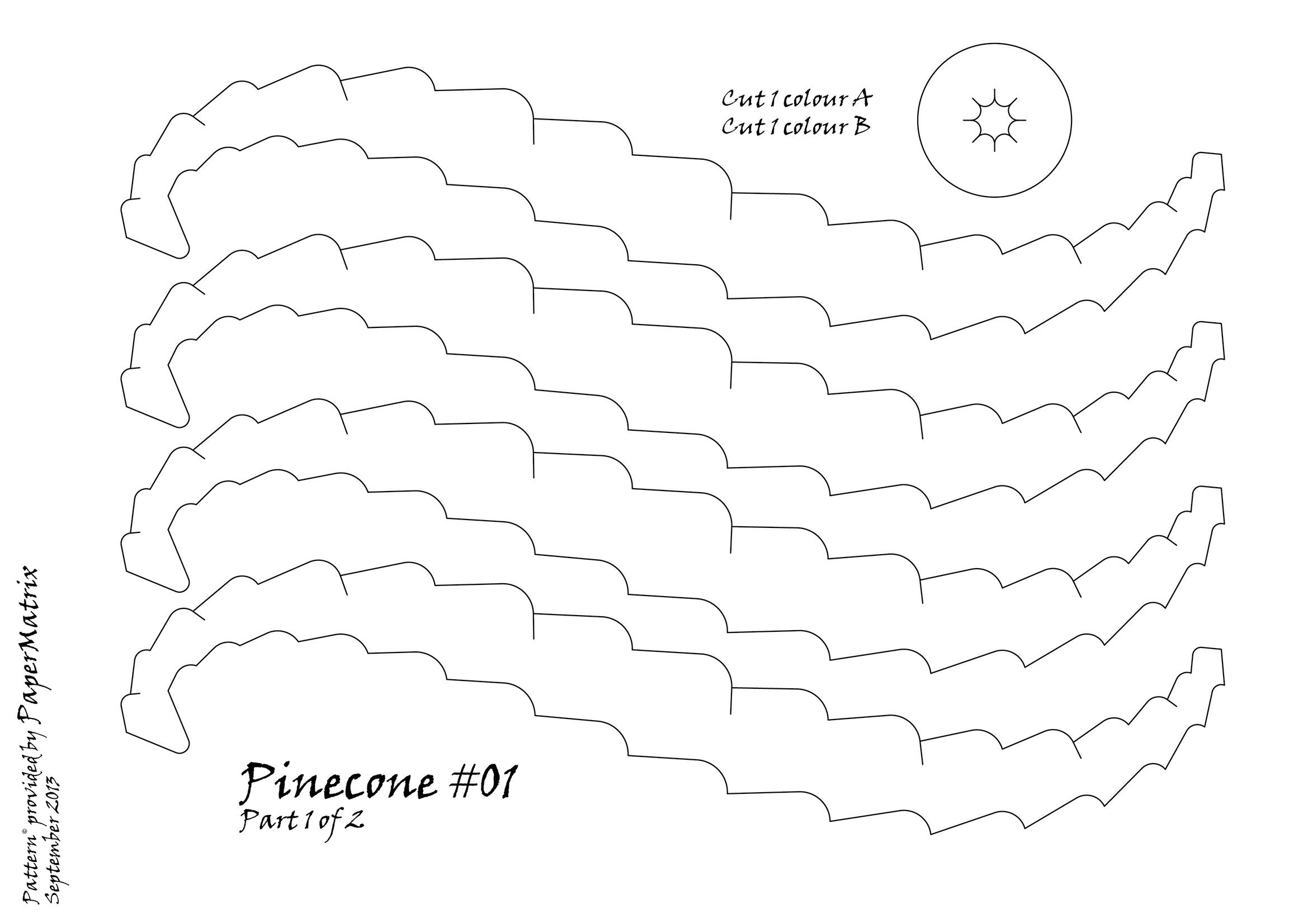 Pinecone 01 1 Pattern