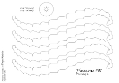 pinecone 01 2 pattern
