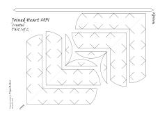 Joined basket 031 crystal pattern 1