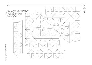 Joined basket 032 krystal pattern 2