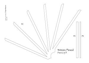 pencil pattern 02