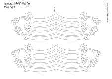 Heart 048 Holly pattern 1