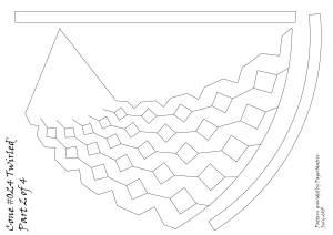 Cone 024 pattern 2