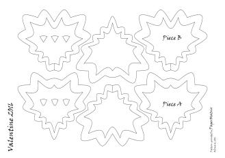 Valentine 2016 pattern
