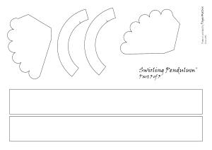 swirling pendulum pattern 3